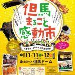 但馬(兵庫県北部)地方の11月松葉ガニシーズンのイベント一覧です♪