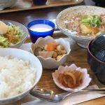 今年最初の外食は豊岡市日高町のまめcafeさんでランチ♪厚揚げもお土産でゲット!