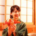 松葉ガニプランでの宿泊、日帰り昼食は何月何日までですか?