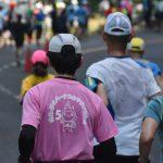 晴天の中、香住・ジオパークフルマラソン大会が開催されました!!
