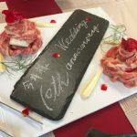 記念日に「肉ケーキ」!!~但馬高原植物園のコース料理がハンパなかった!