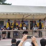 2018年開催の初夏!ジオパークで食べるイカソーメン早食い大会は新しいプログラムがありました!