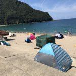 香住の海水浴場、特に佐津海水浴場の今年の海開きは?