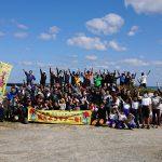 今年も年に1度の海に対する感謝を込めて☆『第14回竹野海そうじプロジェクト』を開催しました!