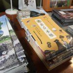 香住でカニを食べた翌日のランチは出石そばという方が多い☆当館に出石のガイドマップ「出石手帳」あります!