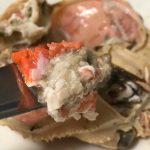 セコガニは内子(うちこ)が一番美味しいと思います!