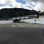 現在、JR香住駅も駅前広場が工事中です!!