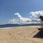 小天橋海水浴場へ行った時、柴山湾と久美浜湾の共通点と違いについて考えてみた。