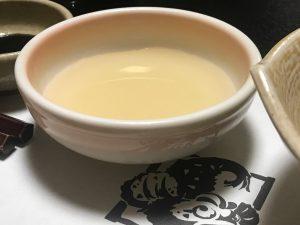 ゆでガニ用のお酢(カニ酢)