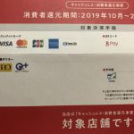 【速報】キャッシュレス消費者還元に対するクレジットカード、ほぼ全て対応可能確定!!