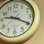 """当館の""""時間""""に関する規定について改めて一覧でお伝えします"""