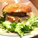 JR城崎温泉駅すぐ近くにある城崎バーガーで念願の但馬牛バーガーをランチで食べてきた!!