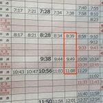 JR山陰本線は1時間に1本あるかないかですので列車の時刻にご注意下さい!