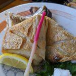 城崎温泉「おけしょう鮮魚海中苑」さんのランチは1品モノを定食にするのもオススメ