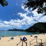 お盆の3日間、佐津海水浴場は混みますか?