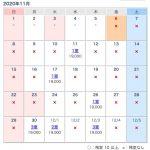 冬の松葉ガニシーズンの宿泊予約状況について(9月上旬現在)
