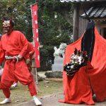 香住区鎧の伝統芸能、麒麟獅子舞を観にいってきました!
