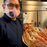 「シーズン中で松葉ガニが一番美味しいのは何月頃ですか?」という問い合わせについて