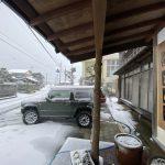 日本海側は、例年節分の頃は大雪となる事が多いです