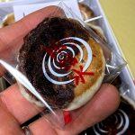 城崎温泉出身の私は銘菓「だんじり太鼓」(「独鈷水」)がソウルフードなお菓子です