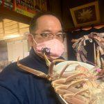 令和3年2月28日(日)かすみかに感謝祭は中止ですが、松葉ガニ漁は行われています!