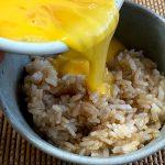 たんくまの卵を使って究極に美味しい卵かけご飯を食べよう
