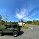 鳥取砂丘にある「こどもの国入口駐車場」(市営浜坂駐車場)に車を駐めてぜひ砂丘まで足を運んでみて下さい