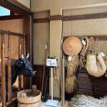 兵庫県立但馬牧場公園内に新オープンした農業遺産体験館に行ってきました!