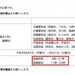 当館は兵庫県ですが宿泊の場合、酒類の提供時間が禁止ではありません!!